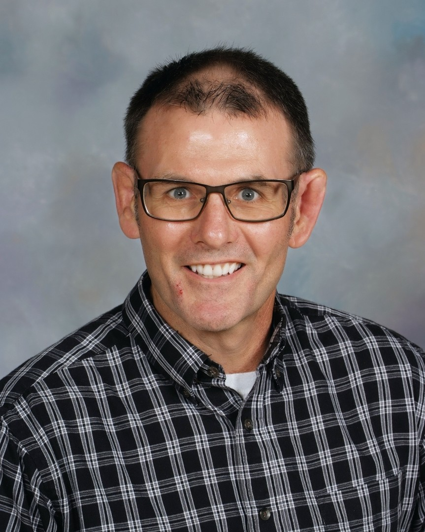 Dennis Charbonneau, Assistant Principal/Athletic Director Wamego High School
